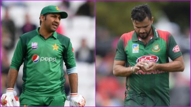Pakistan vs Bangladesh Dream11 Team: Best Picks for All-Rounders, Batsmen, Bowlers & Wicket-Keepers for PAK vs BAN Cricket World Cup 2019 Warm-up Match