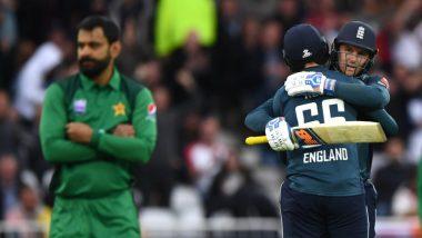 Live Cricket Streaming of Pakistan vs England 2019: Check Live Cricket Score, Watch Free Telecast of PAK vs ENG 5th ODI on PTV Sports & SonyLiv Online