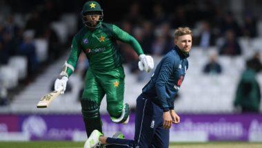 Live Cricket Streaming of Pakistan vs England 2019: Check Live Cricket Score, Watch Free Telecast of PAK vs ENG 2nd ODI on PTV Sports & SonyLiv Online