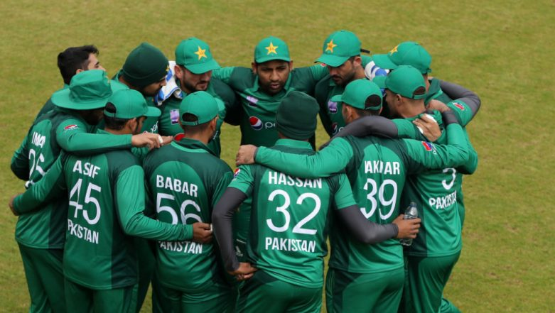ICC Cricket World Cup 2019: Sourav Ganguly Rates Pakistan as One of the Favourites, Says Their Record in Tournaments in England Is Remarkable