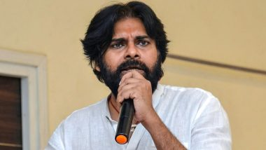 Pawan Kalyan Stopped by Police on Way to Meet Protesting Farmers in Amaravati