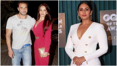 Huma Qureshi Slams an Internet Portal After they Claim Sohail Khan and Wife Seema Khan Ignored Her at SOTY 2 Screening