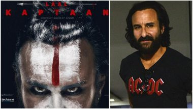 Laal Kaptaan: Saif Ali Khan's Newest Avatar As Naga Sadhu Is Impressive, Navdeep Singh Directorial to Release on This Date