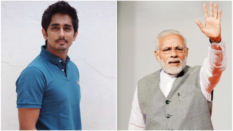 Siddharth Jokes About Leaving Twitter if Narendra Modi is Not Re-Elected in the Lok Sabha Elections 2019