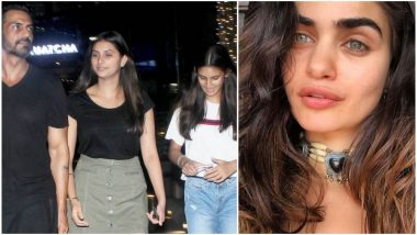 Have Arjun Rampal's Daughters Mahikaa and Myra Accepted Gabriella Demetriades? Here's What the Actor Has to Say