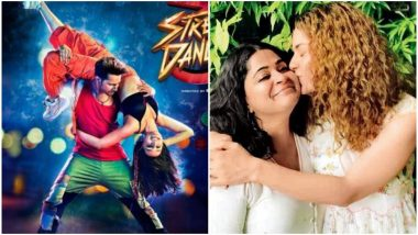 Varun Dhawan and Shraddha Kapoor's Street Dancer 3D to Clash with Kangana Ranaut's Panga on January 24, 2020