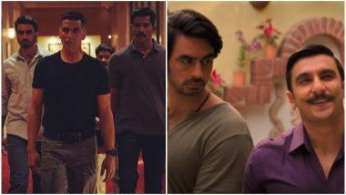 Sooryavanshi New Still: Did You Notice This Common Factor Between Akshay Kumar's Film and Ranveer Singh's Simmba?