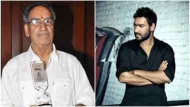 Ajay Devgn's Father Veeru Devgan No More - Read Funeral Details