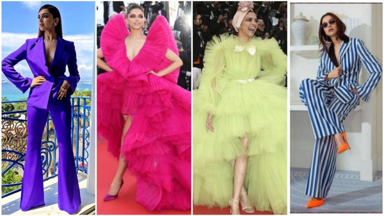 Cannes 2019: With Some Pantsuits, Floral and Tulle Dresses, Deepika Padukone Followed her Style File from Last Year