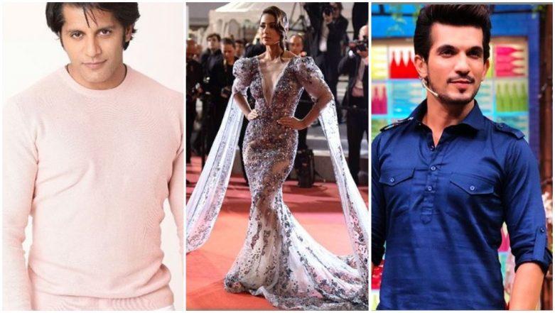 Karanvir Bohra and Arjun Bijlani Slam a Journalist After He Posts Harsh Comment on Hina Khan's Cannes 2019 Look