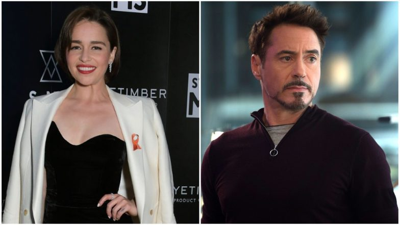 Emilia Clarke nearly appeared in 'Iron Man 3'