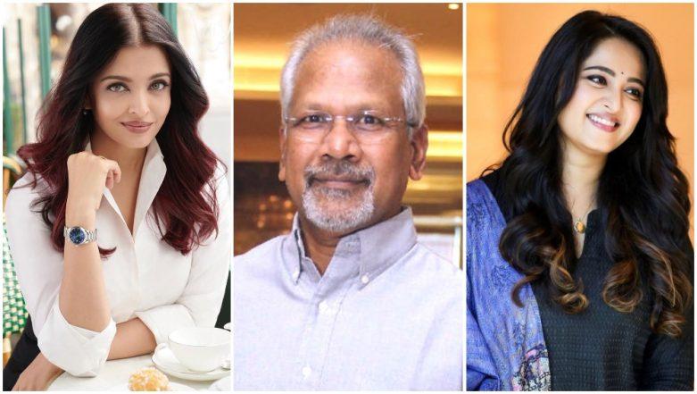 Anushka Shetty to Join Aishwarya Rai Bachchan for Mani Ratnam's Period Saga 'Ponniyin Selvan'?