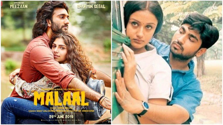 Malaal Trailer: Is Sharmin Segal and Meezaan Jaaferi's Love Story Inspired by Tamil Film 7/G Rainbow Colony?
