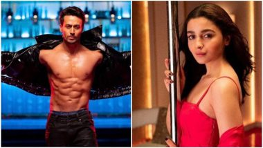 Tiger Shroff Spills the Beans on Working With Alia Bhatt in SOTY2 Hook Up Song!