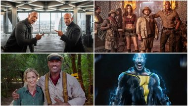 Dwayne Johnson Birthday Special: Every Exciting Movie (Confirmed or Speculated) the Rock Is Expected to Be a Part Of!