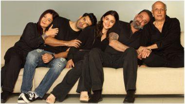 Sadak 2: Sanjay Dutt and Mahesh Bhatt Get Teary Eyed on The Sets of Sadak Sequel