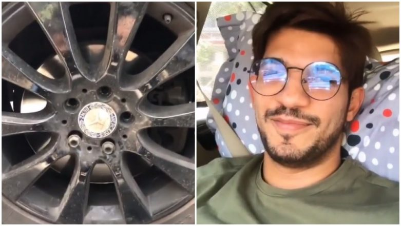 Ishq Mein Marjawan Actor Arjun Bijlani Avoids Car Accident With His Presence of Mind – Watch Video