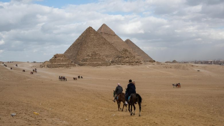 Three Tombs Discovered Under Egypt's Great Pyramids, One Dates Back More Than 4,400 Years