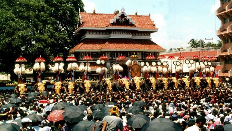 Thrissur Pooram 2019 Date: History, Significance, Celebrations, Controversies Related to Kerala's Largest Temple Festival