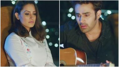 Naagin 3 Actor Pearl V Puri Announces His First Single Featuring Co-Star Anita Hassanandani Titled 'Peerh Meri'