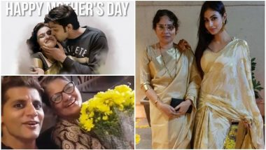 Mother's Day 2019: Parth Samthaan, Mouni Roy, Karanvir Bohra – TV Actors Share Heartwarming Messages for Their Mothers (View Pics)
