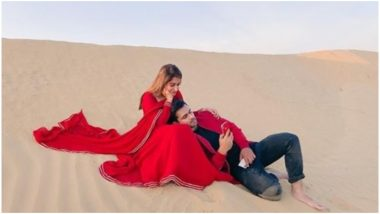 Bigg Boss 12 Winner Dipika Kakar's Romantic Throwback Picture With Hubby Shoaib Ibrahim at the Desert Will Make You Go Aww