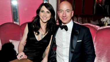 Amazon Founder Jeff Bezos Finalizes Divorce With USD 38 Billion Settlement: Report