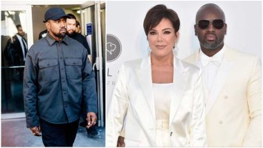 Kardashian Sisters Back Kanye West on His Concern for Kris Jenner and Corey Gamble's Relationship!