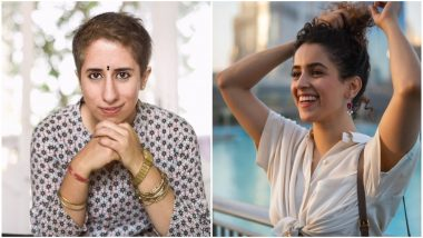 Badhaai Ho Actor Sanya Malhotra to Star in Oscar-Winning Short Documentary 'Period. End of Sentence' Producer Guneet Monga's Next