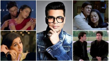 Karan Johar Birthday Special: Picking One Best Scene From All the Movies KJo Has Directed in Two Decades!