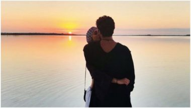Amy Jackson and Beau George Panayiotou Are Engaged; the 2.0 Star Flaunts Her Baby Bump in Engagement Dress