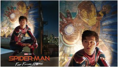 Spider-Man Far From Home New Poster: Tom Holland aka Peter Parker Looks Lost in the World Without Iron Man