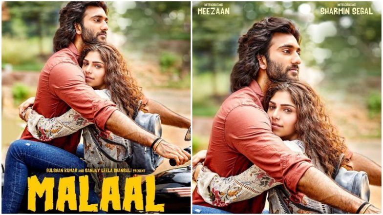 Sanjay Leela Bhansali's Malaal Postponed: Sharmin Segal and Meezaan Starrer Will Now Release on This Date