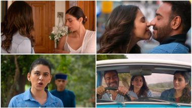 De De Pyaar De Box Office Collection Day 8: Ajay Devgn and Tabu's Romantic Comedy Is Steady Despite New Releases, Mints Rs 64.63 Crore