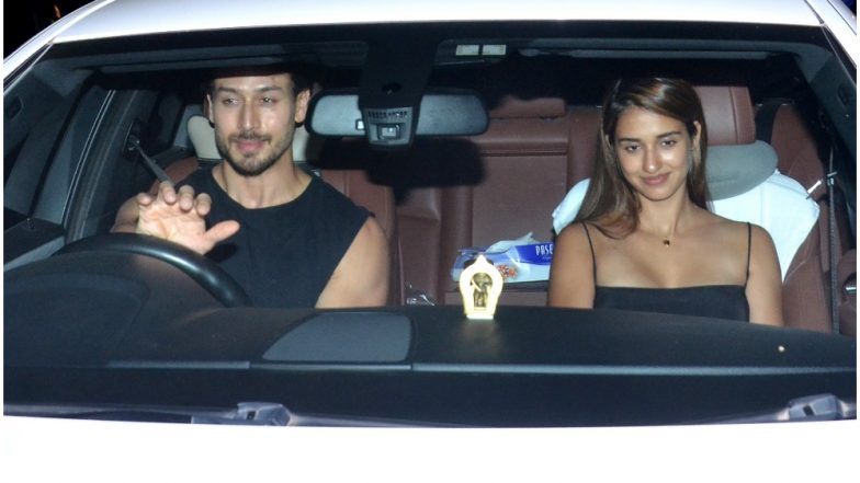 Tiger Shroff on Getting Papped With Girlfriend Disha Patani: You Can't Run Away From That