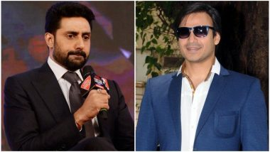 Vivek Oberoi Meme Controversy: Abhishek Bachchan Was Miffed with the Actor and Here's Who Calmed Him Down