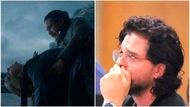 Game of Thrones: Kit Harrington Aka Jon Snow's Shocked Reaction on Daenerys' Death in the Last Watch Leaves Twitterati Heart-Broken – Read Tweets