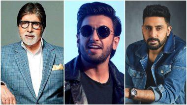 IPL 2019 Final: Amitabh Bachchan, Ranveer Singh and Abhishek Bachchan Celebrate Mumbai Indians' Big Win Against Chennai Super Kings - Check out Tweets