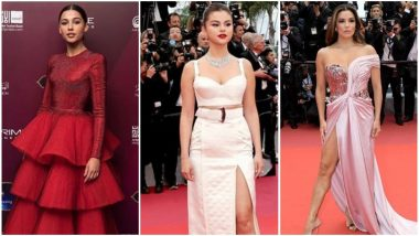 Cannes 2019: Selena Gomez, Naomi Scott and Eva Longoria Look Ravishing on the Red Carpet - View Pics