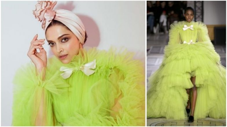 Cannes 2019: Deepika Padukone's Second Red Carpet Look is All About Tulle and Some More Tulle - View Pics