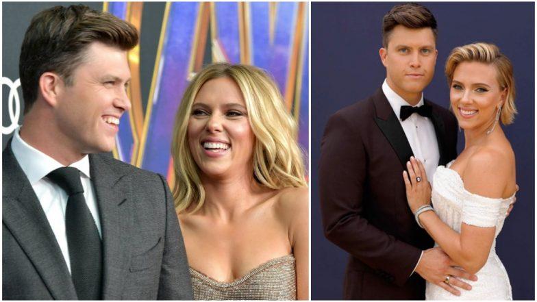 Avengers Endgame Star Scarlett Johansson Officially ENGAGED to Colin Jost!