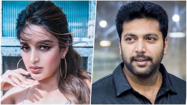 Munna Michael Fame Nidhhi Agrewal Paired Opposite Jayam Ravi in His 25th Film?