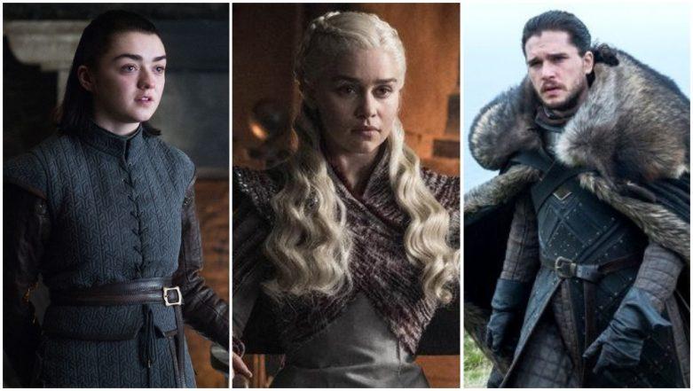 Game of Thrones Season 8: Jon Snow or Arya Stark - Who Will Kill Daenerys Targaryen in the Finale Episode? Vote Now