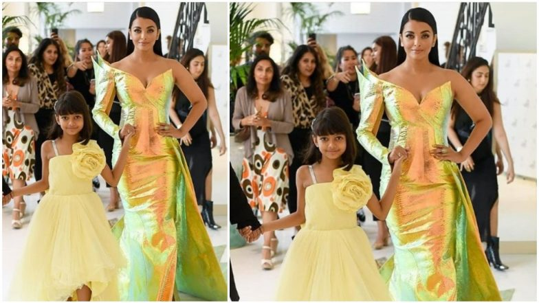 Cannes 2019: Aishwarya Rai Bachchan's First Appearance for This Year Gets a Thumbs Down - View Pics