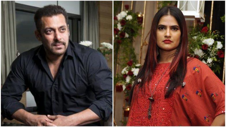 Sona Mohapatra Slams Salman Khan Again, Calls Him a 'Paper Tiger ' For Bharat's Box Office Performance