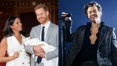 Harry Styles, the Father of Royal Baby Archie: Mexican Channel Makes a Hilarious Goof Up