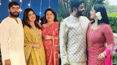 Priyanka Chopra's Brother Siddharth's Wedding with Ishita Kumar Called Off? Bride-to-Be Deletes Pictures from Social Media