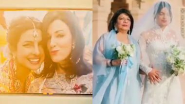 Mother's Day 2019: Priyanka Chopra Jonas Posts Videos for Mom Madhu and Mother-in-Law Denise