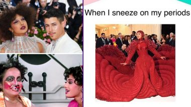 Met Gala 2019 Funny Memes And GIFs: Priyanka Chopra to Cardi B, All the Celebs Who Entered Met Ball Hall of Memes This Year
