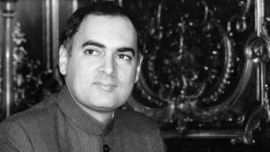 Sadhbhavna Diwas 2019: Remembering Rajiv Gandhi With His Memorable Quotes on The Former PM's 75th Birth Anniversary